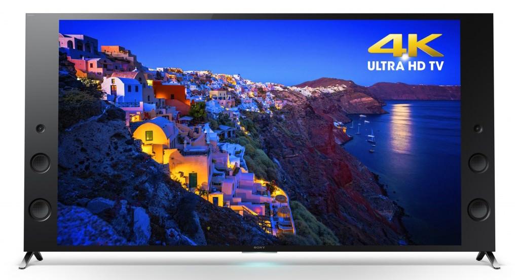 Sony XBR75X940C 4K TV