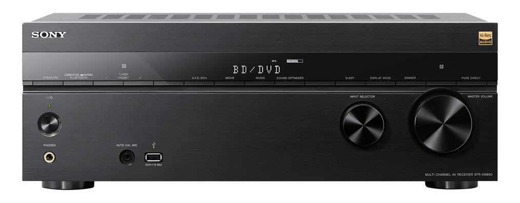 Sony STR-DN860 A/V Receiver