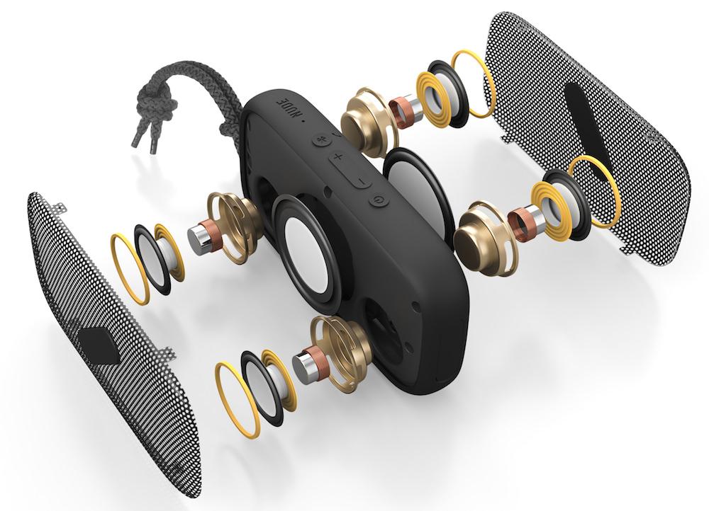 NudeAudio Super-M Portable Bluetooth Speaker Review