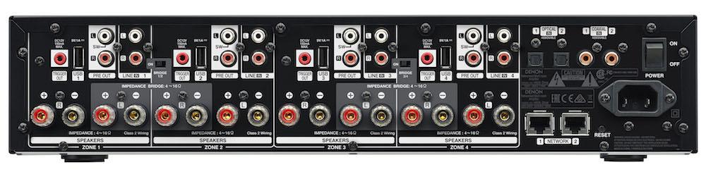 Denon HEOS Drive Multi-zone Amplifier - ecoustics com