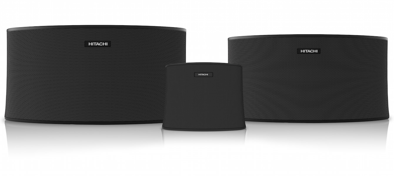 Hitachi W-Series Wireless Speaker 2015