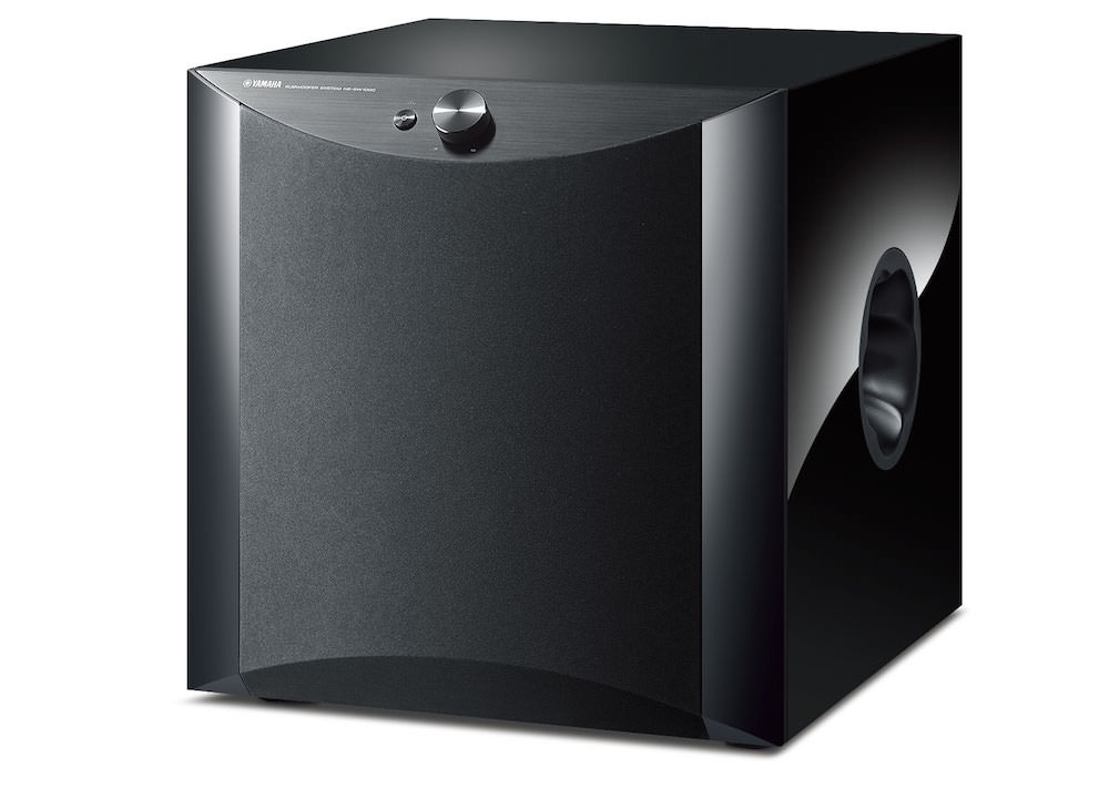 Yamaha NS-SW1000 Subwoofer Gloss Black