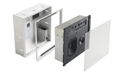 Meridian DSP320 Speaker Exploded