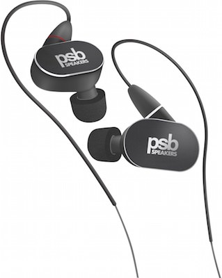PSB M4U 4 In-Ear Monitor Black
