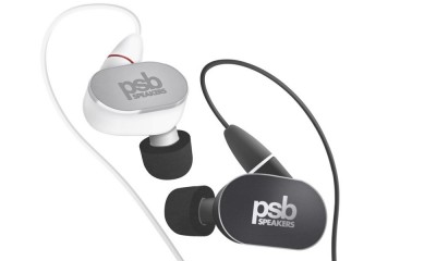 PSB M4U 4 In-Ear Monitor Black and White
