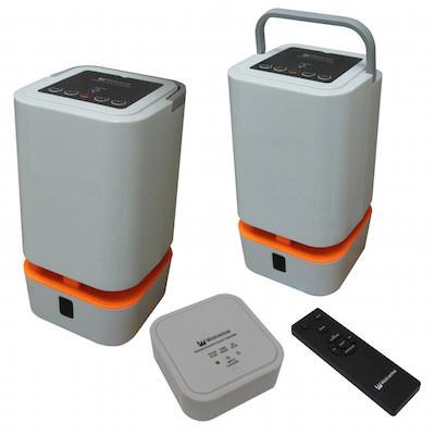 Wolverine Data WIOS 5.8 Speaker System