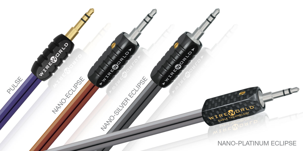 Wireworld Nano Headphone Cables