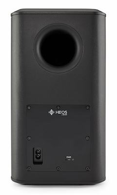 Denon Heos Homecinema Wireless Soundbar And Subwoofer