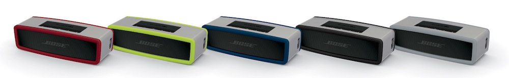 Bose SoundLink Mini II Bluetooth Speaker Colors