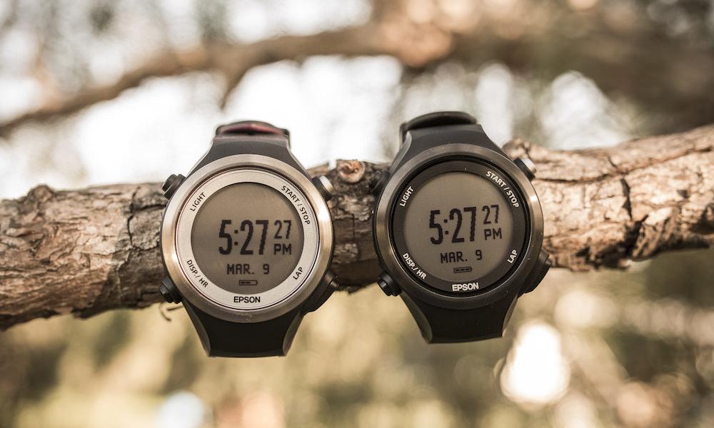 Epson Runsense Watches