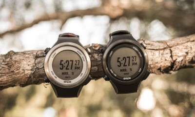 Epson Runsense Watches