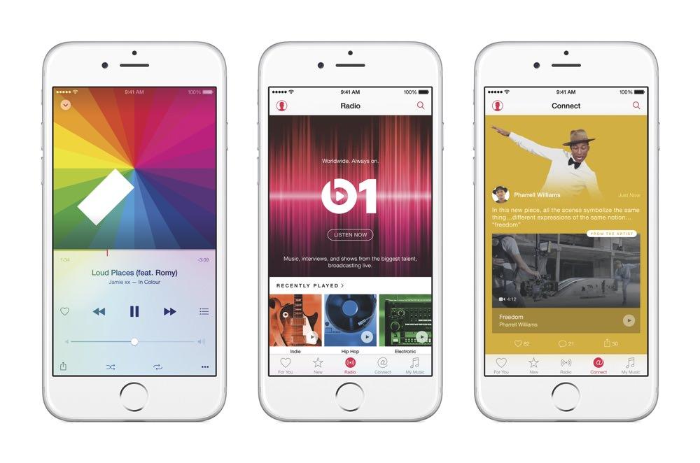 Apple Music 2015