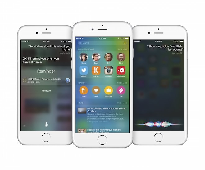 iPhone6 iOS9