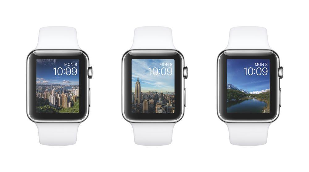 Apple Watch OS2 Timelapse