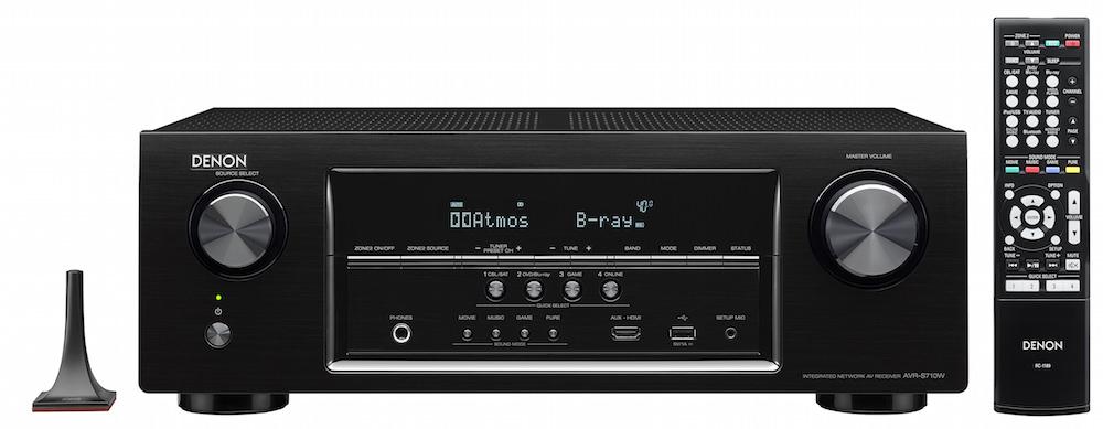 Denon AVR-S710W