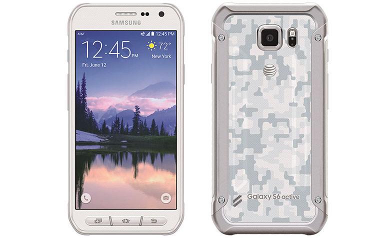 Samsung Galaxy S6 active smartphone