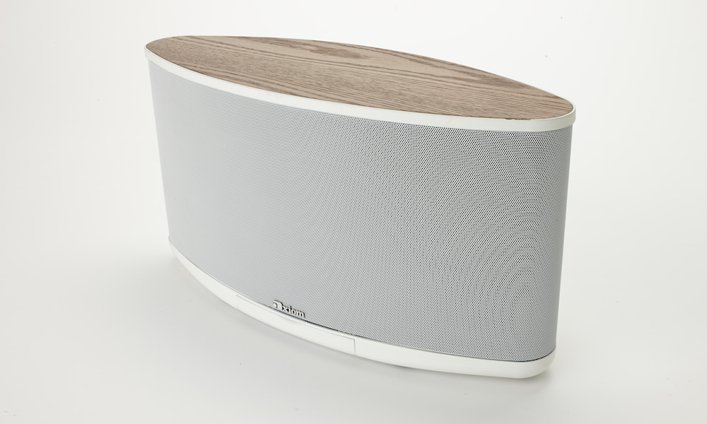 Axiom Audio AxiomAir Wireless Speaker White