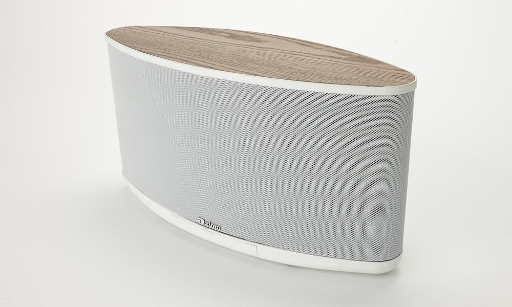 Axiom Audio AxiomAir Wireless Speaker White