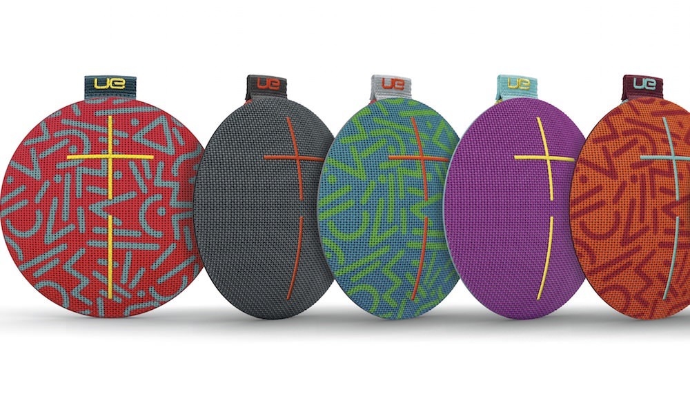 UE ROLL Bluetooth Speaker Colors