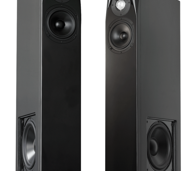 NHT Classic Four Loudspeakers