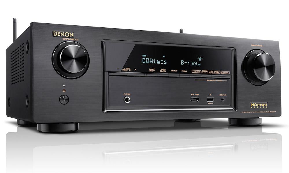 Denon AVR-X1200W A/V Reciever