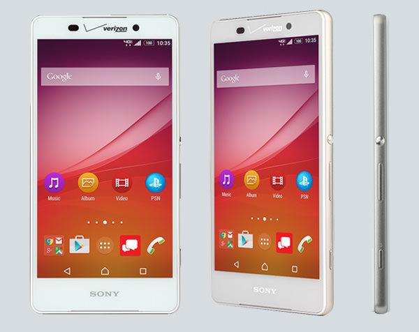 Sony Xperia Z4v Smartphone