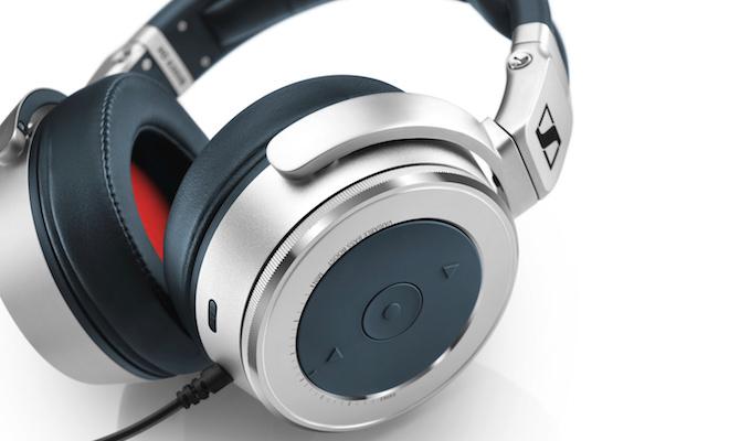 Sennheiser HD 630VB Headphone bass dial