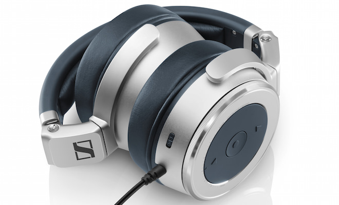Sennheiser HD 630VB Headphone fold