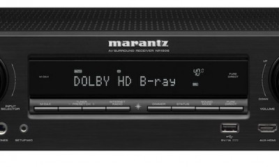 Marantz NR1506 Slim Design Network A/V Receiver