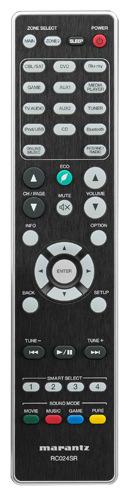 Marantz SR5010 Remote Control