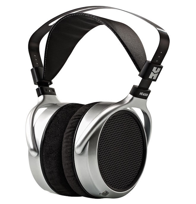 HiFiMAN HE400S Headphones Folded