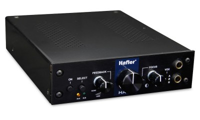 Hafler HA75 Tube Head Headphone Amplifier