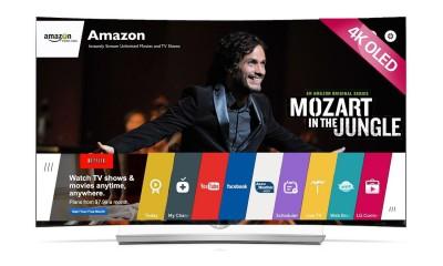 LG 65EG9600 4K OLED TV