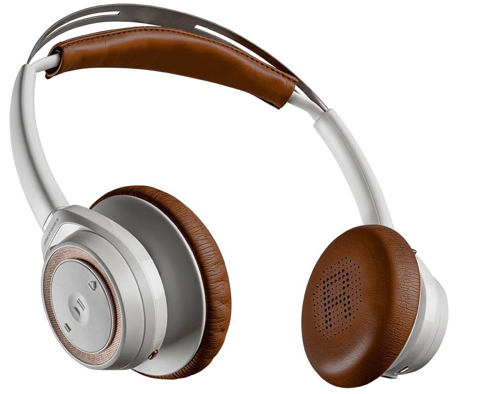 Plantronics BackBeat SENSE Wireless Headphones White