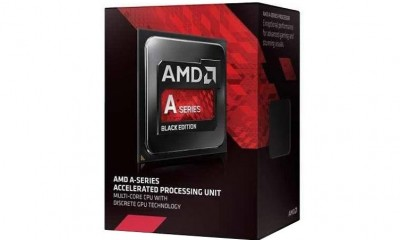AMD A10-7870K processor