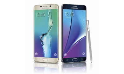 Samsung Galaxy Note5 and S6edge+ Smartphones