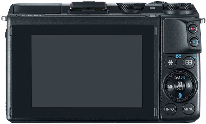 Canon EOS M3 Digital Camera Back