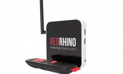 Red Rhino Entertainment Rhino Box