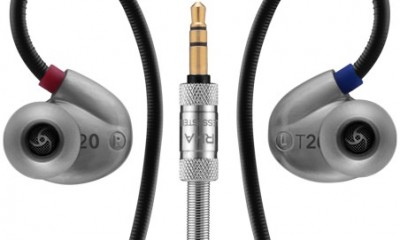 RHA T-20 in-ear headphones