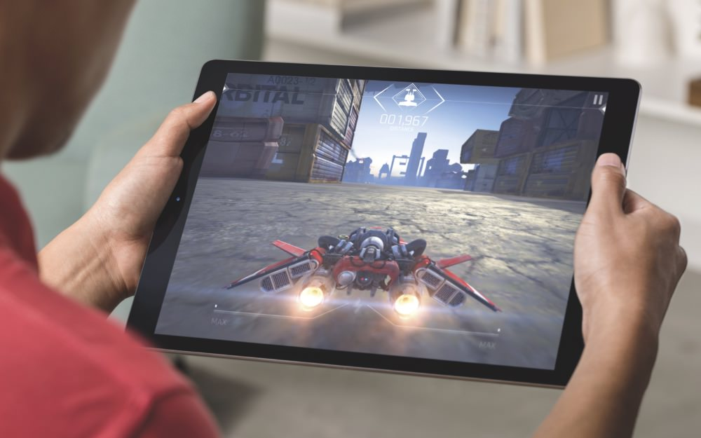 Gaming on iPad Pro