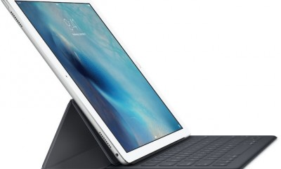Apple iPad Pro with Smart Keyboard