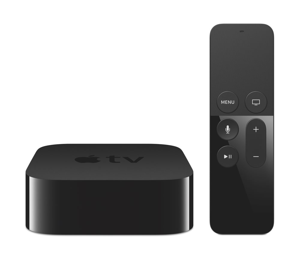 Apple TV (4th generation) 2015