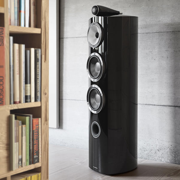 Bowers & Wilkins 804 Diamond Loudspeakers