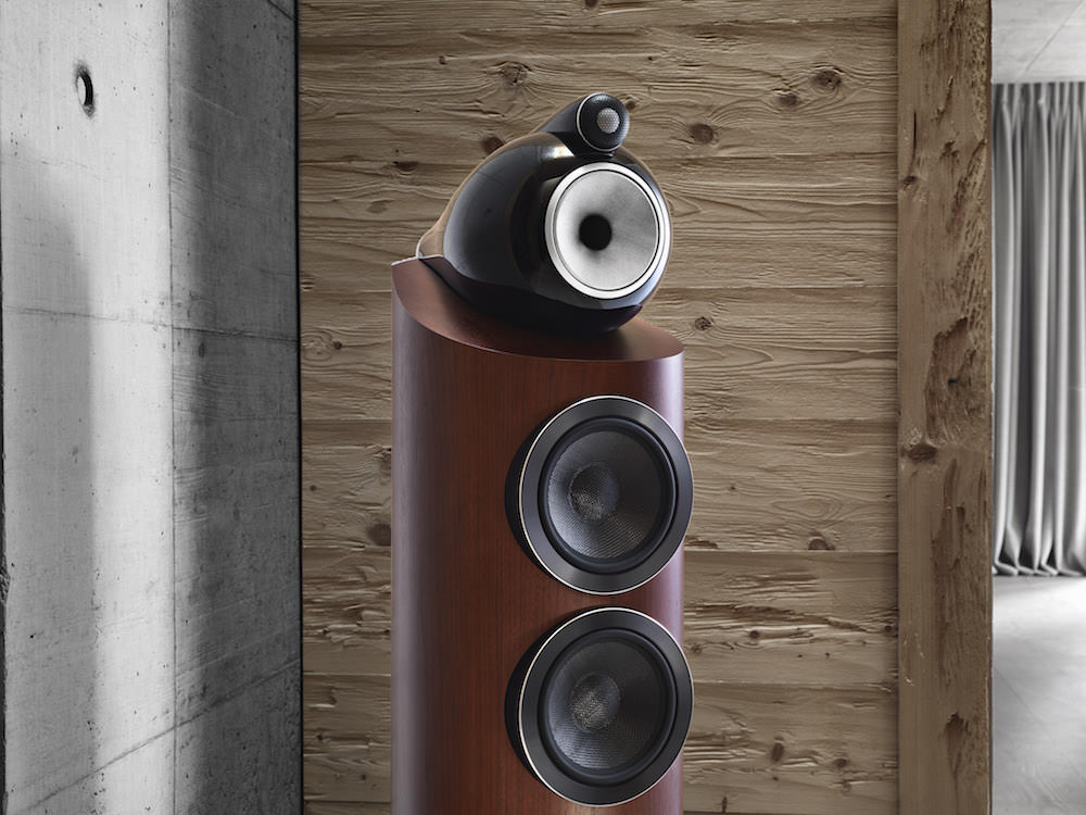 Bowers & Wilkins 803 Diamond Loudspeakers