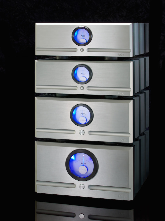 Pass Labs X.8 Amplifiers