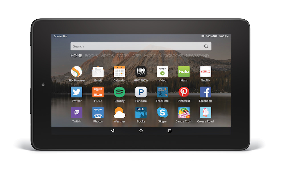 Amazon Fire Tablet (2015)
