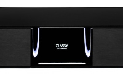 Classe Sigma MONO Amplifier - Front
