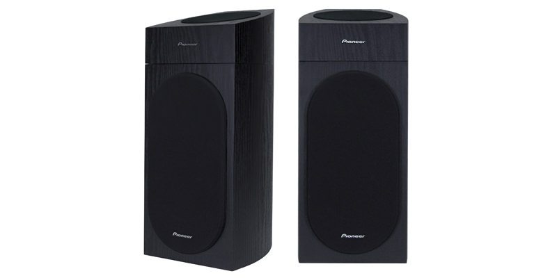 Pioneer SP-T22A Add-on Dolby Atmos Speakers Stacked