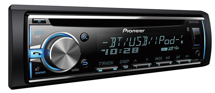 Pioneer DEH-X6800BT