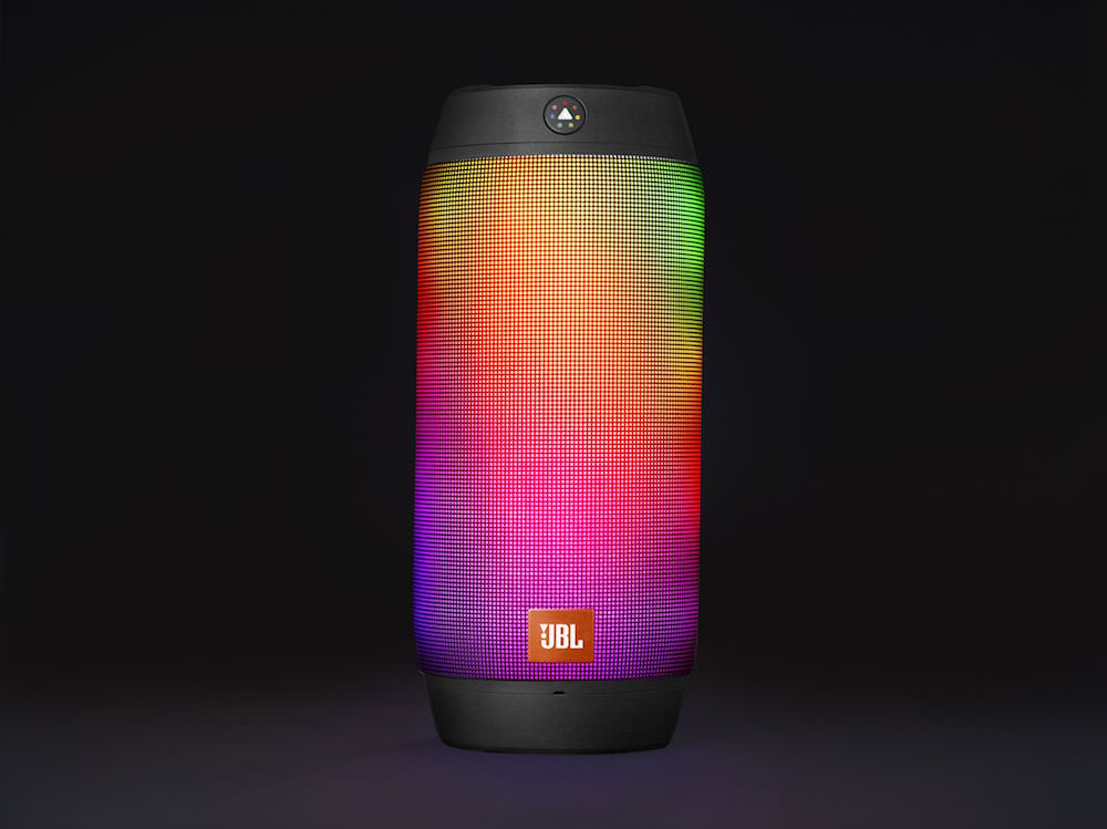 Jbl Pulse 2 Bluetooth Speaker With Lightshow Ecoustics Com